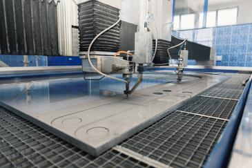 Myths About Waterjet Cutting